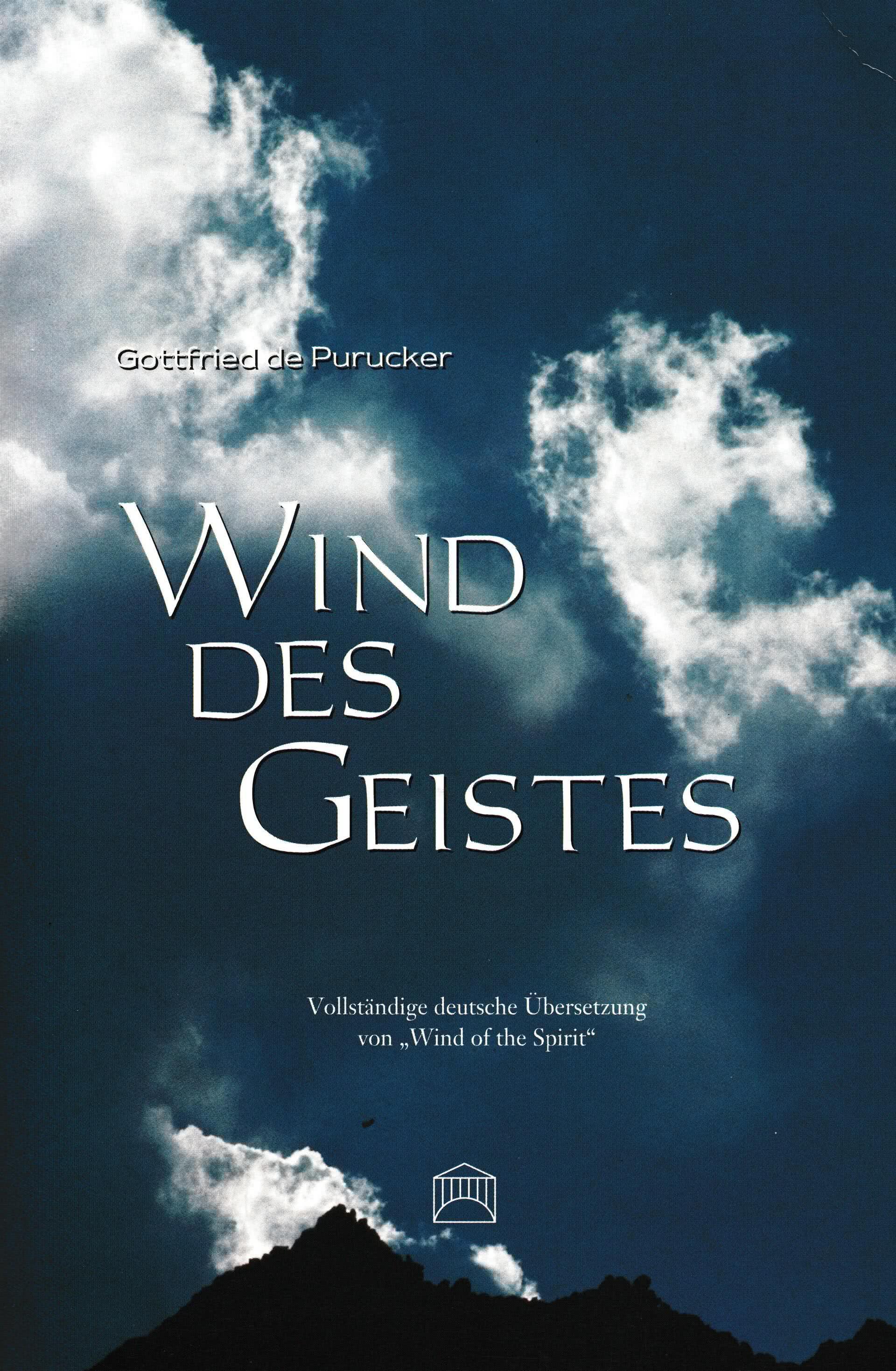 Wind des Geistes.